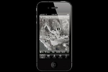 iPhone, App TripCast gratuita per Jeep