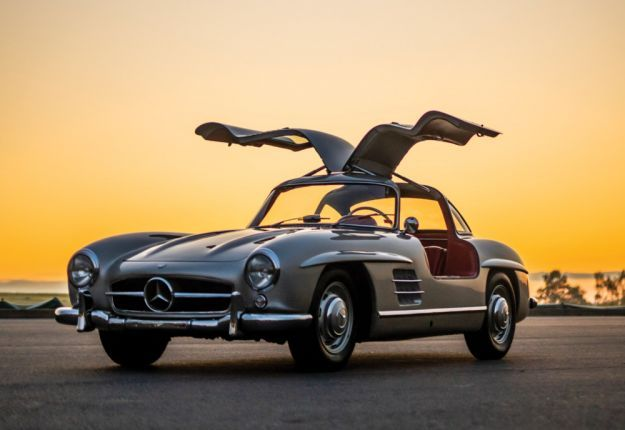 mercedes benz 300 sl