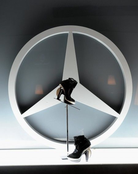 Mercedes partner di Milano Moda Design