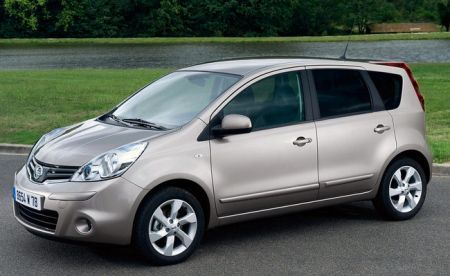 Nissan Note: anteprima del restyling