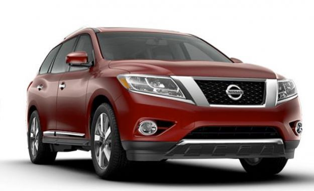 Nissan Pathfinder 2013: nuove immagini del Suv giapponese