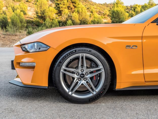 nuova ford mustang 2018 sospensioni MagneRide (Large)