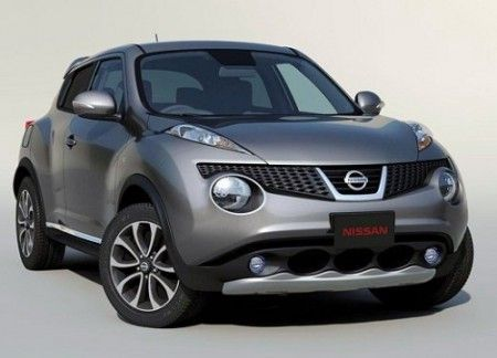 Nissan Juke Sporty Package, prima immagine