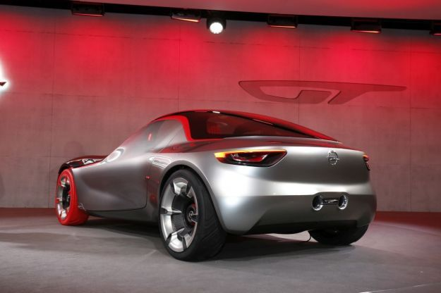 opel gt concept ginevra