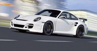 Porsche 997 Turbo Le Mans by Rinspeed