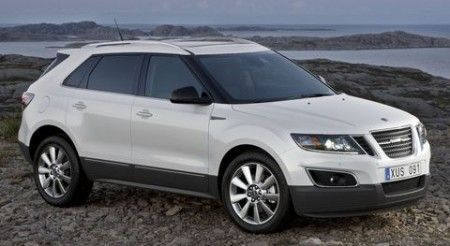 Saab 9-4X: debutto al Salone di Los Angeles