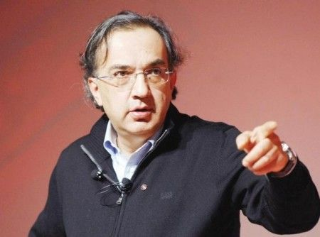 Salone di Parigi 2010: Sergio Marchionne e la sua strategia