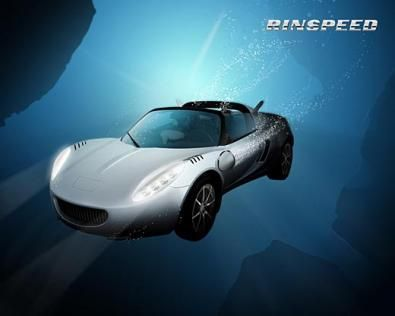 Rinspeed Squba: prossimamente a Ginevra