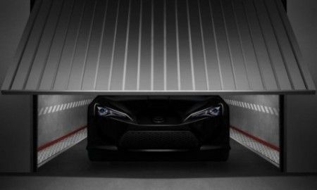 Toyota FT-86 Concept, teaser ufficiale