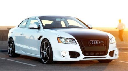 Tuning Audi: ABT a Ginevra con la AS5 R