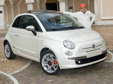 "Nuova Fiat 500: un'altra city car italiana ""firmata"" da un big dello sport"
