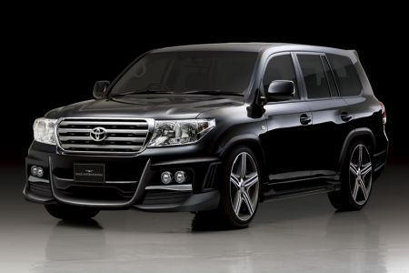 Tuning Toyota: Wald Land Cruiser V8